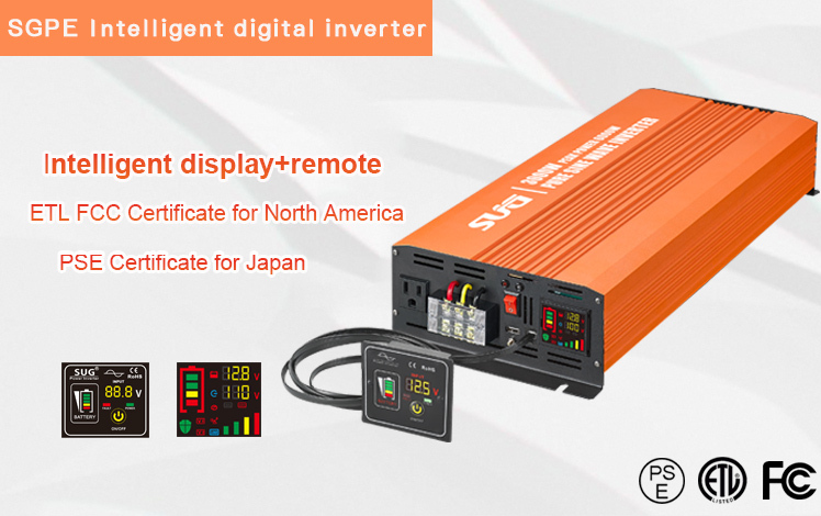 Solar Africa Modified Sine Wave Inverter