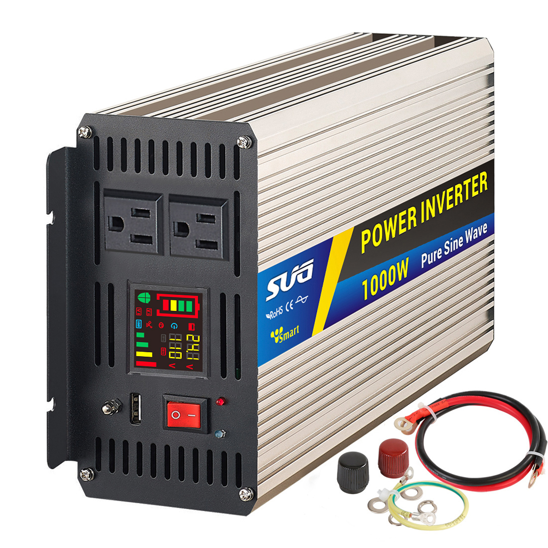 SGP-E 500W Pure Sine Wave Inverter
