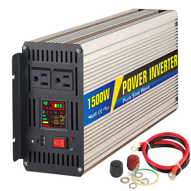 SGP-E 1500W Pure Sine Wave Inverter