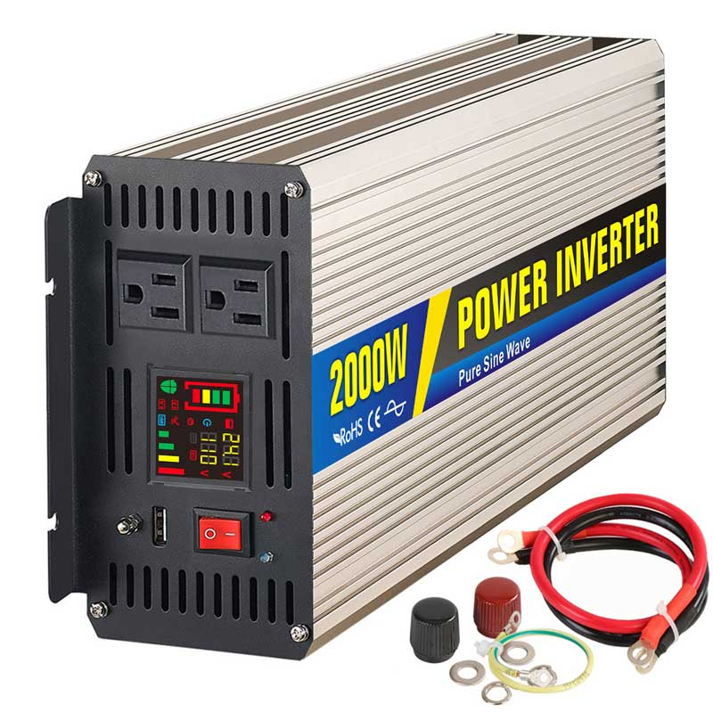 SGP-E 2000W Pure Sine Wave Inverter