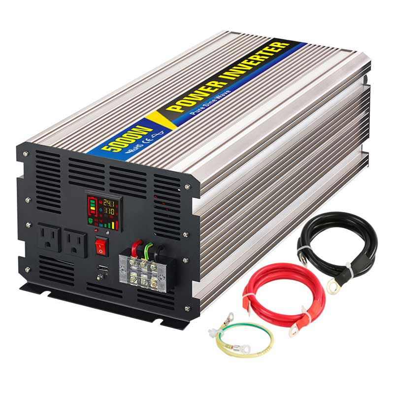 SGP-E 5000W Pure Sine Wave Inverter