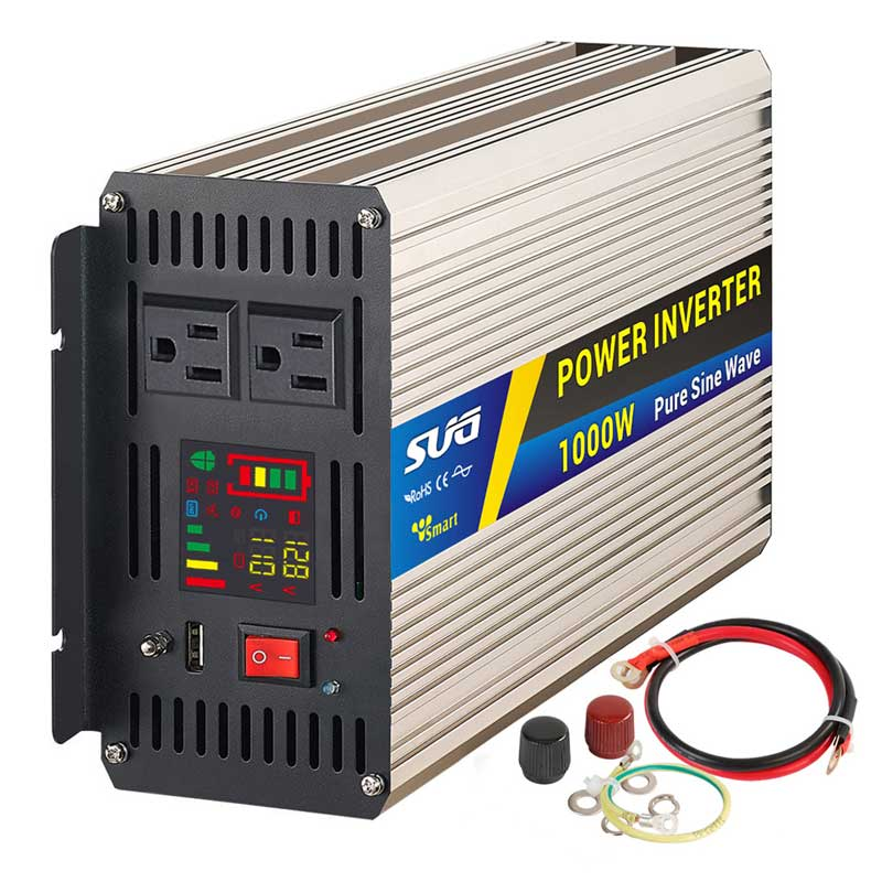 SGP-E 1000W Pure Sine Wave Inverter