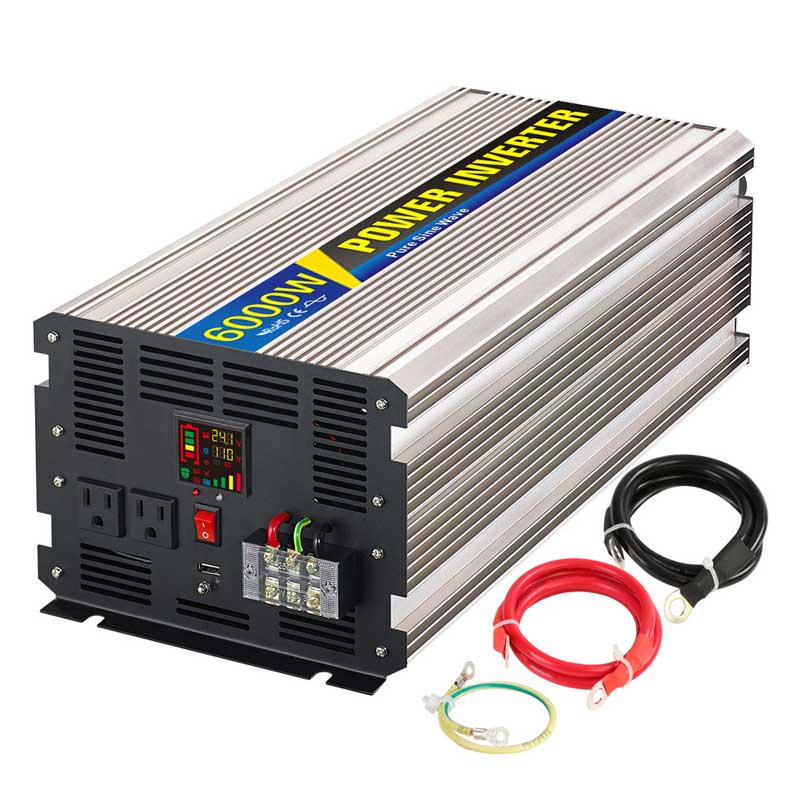 SGP-E 6000W Pure Sine Wave Inverter