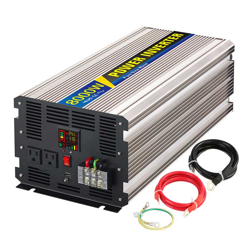 SGP-E 8000W Pure Sine Wave Inverter