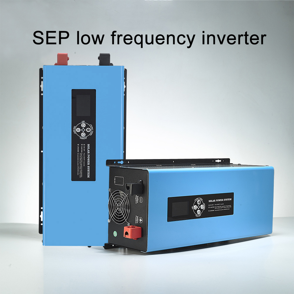 SEP low frequency inverter