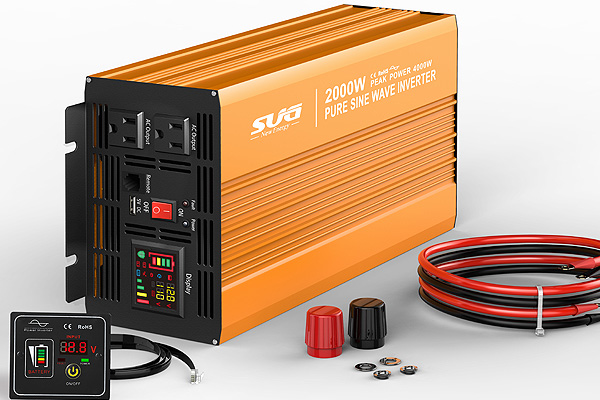 High Frequency Power Inverter