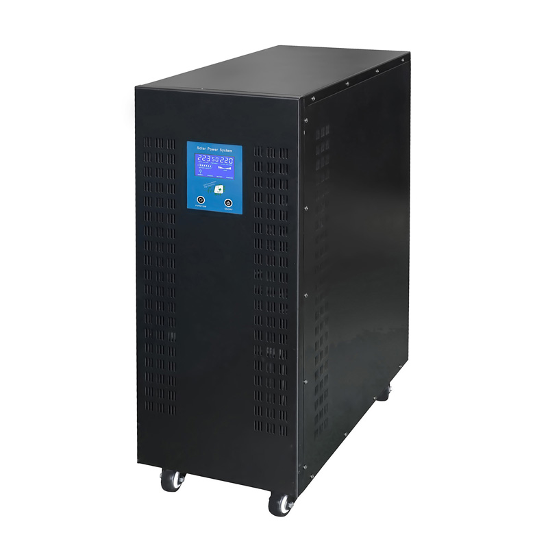 Off Grid SGN 25KW 220VDC Low Frequency Power Inverter