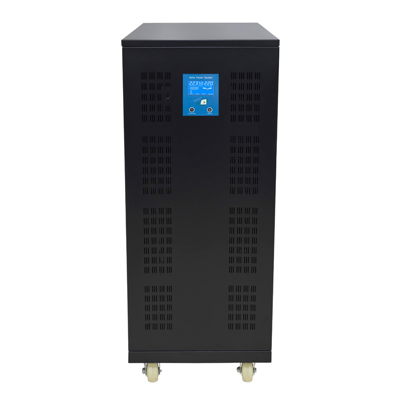 384VDC 40KW Low Frequency Power Inverter For Motors