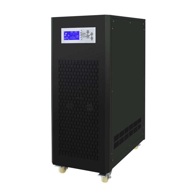 High Temperature Protection 12KW Off Grid Hybrid Solar Inverter